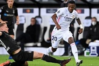 Real Madrid vs Monchengladbach: Casemiro salvó a Zidane de otra derrota en Champions