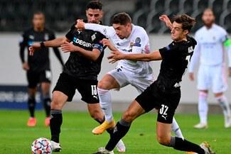 Real Madrid remontó y empató 2-2 ante Mönchengladbach por Champions League