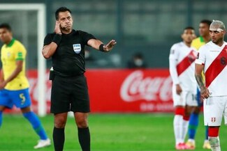 Conmebol: director de Desarrollo señaló que Bascuñán dirigió bien el Perú vs. Brasil