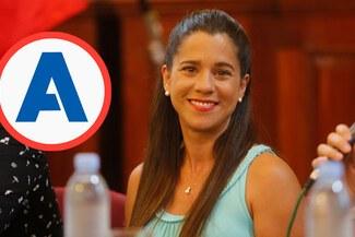 Vanessa Terkes será precandidata al Congreso por Alianza Para el Progreso