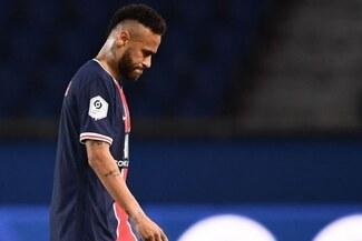 Neymar suma una nueva lesión y genera preocupación en Brasil - VIDEO