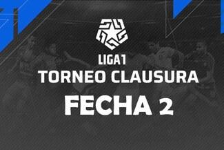 Alianza perdió y Cristal es líder del grupo A: Revisa la tabla y resultados de la fecha 2 del Clausura