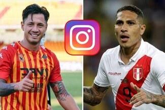 Gianluca Lapadula ya sigue a Paolo Guerrero en Instagram - VIDEO