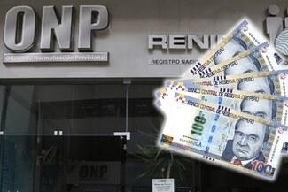 Bono Reconocimiento ONP: quiénes y cómo pueden acceder al apoyo económico