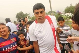 Julio 'Coyote' Rivera es precandidato al Congreso por el partido Unión por el Perú
