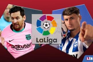 Barcelona vs Alavés EN VIVO vía ESPN: cómo y dónde ver el partido de la Liga Santander