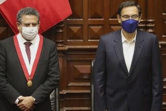 Martín Vizcarra: Congreso debatirá admisión de moción de vacancia el 2 de noviembre