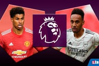 Manchester United vs Arsenal EN VIVO: Horarios y canales TV dónde ver partido por Premier League