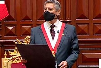 Francisco Sagasti asumió la Presidencia de la República - VIDEO