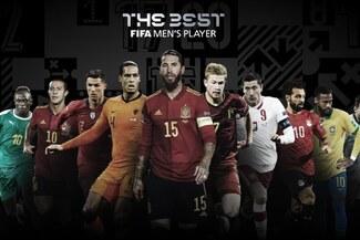 Con Messi, Ramos, Ronaldo y Lewandowski: FIFA dio a conocer los nominados al premio 'The Best 2020'