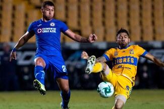 Cruz Azul superó 3-1 a Tigres y se acerca a 'semis' de Liga MX