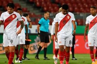 Selección peruana volvió a descender en el ránking FIFA tras derrotas en Eliminatorias