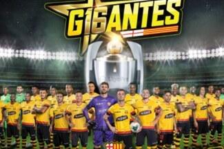 Barcelona campeón en Ecuador: venció en penales a LDU