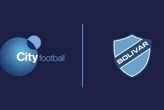 Bolívar de La Paz ahora formará parte del City Football Group - FOTO