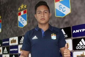 Jesús Pretell retornó luego de un año a Sporting Cristal