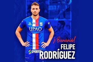 Felipe Rodríguez es anunciado como nuevo fichaje del Carlos A. Mannucci