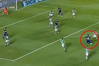 De qué planeta viniste: Cardona anotó golazo para el 1-0 de Boca vs Banfield - VIDEO