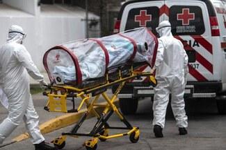 México: 16 fallecidos por COVID-19 tras asistir a velorio de un familiar