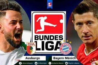 Bayern – Augsburgo en vivo, ver OneFootball: sigue EN DIRECTO por Bundesliga