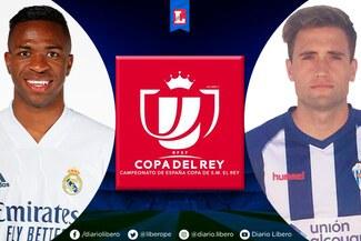 Real Madrid – Alcoyano en vivo, DirecTV Sports: transmisión GRATIS por Copa del Rey