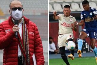Exministro de Salud propone jugar solo en Lima la primera parte de la Liga 1 2021