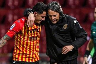 """'Pippo' Inzaghi destacó a Lapadula tras su gol en Serie A: """"Estoy feliz de que se haya desbloqueado"""""""