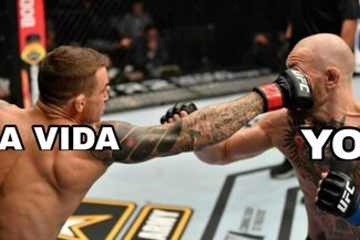 Revisa los mejores memes tras la derrota de McGregor ante Poirier en el UFC 257 – FOTOS