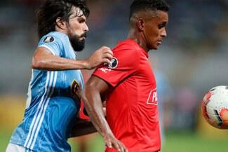 Fidel Martínez fue el goleador de la Copa Libertadores anotando solo en fase previa - VIDEO