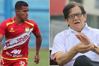 Maguiña pidió suspender la Liga 1 y Marcio Valverde cuestionó su credibilidad