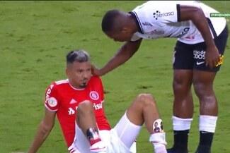 Internacional empató 0-0 ante Corinthians y se le escapó el titulo del Brasileirao 2021