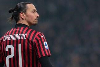 Zlatan Ibrahimovic se lesionó y se perderá el Milan vs Manchester United