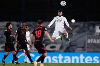 Real Madrid rescató un empate 1-1 con la Real Sociedad en LaLiga Santander - VIDEO
