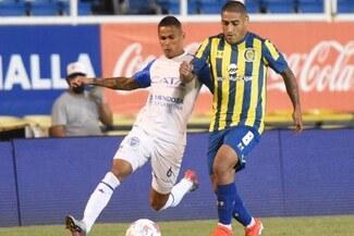Rosario Central empató 2-2 con Godoy Cruz por la Copa de la Liga Profesional