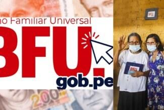 Bono Familiar Universal - BFU2: revisa cómo cambiar de perceptor, renunciar o devolver este subsidio