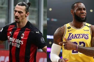 """Zlatan y su nuevo dardo al activismo de LeBron James: """"Los atletas unen al mundo, la política lo divide"""""""