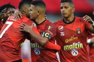 Caracas venció 2-0 a César Vallejo y lo eliminó de la Copa Libertadores - VIDEO