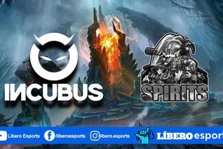 Dota 2: Incubus Gaming se separa de su roster brasileño y vuelven a ser Spirits