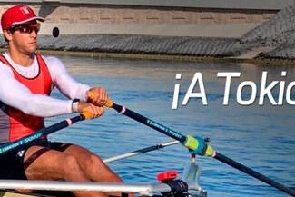 ¡Celebra, Perú! El remador Alvaro Torres clasificó a los Juegos Olímpicos Tokio 2020
