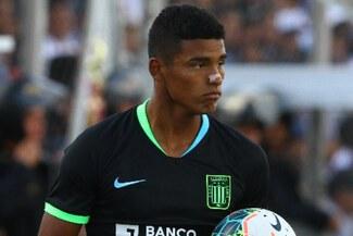 Felicidad total: Alianza Lima logró la permanencia de Kluiverth Aguilar en el plantel