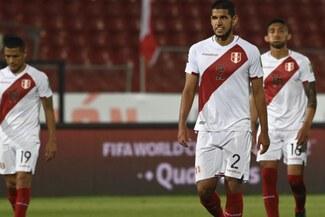 Selección Peruana desciende dos puestos en el último ranking FIFA