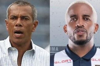 """Wilmar Valencia a Jefferson Farfán cuando ingresó al campo: """"Descansa mejor, hermano"""" - VIDEO"""