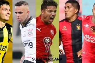 Copa Sudamericana 2021: conoce los ocho grupos y el calendario completo de partidos - FIXTURE