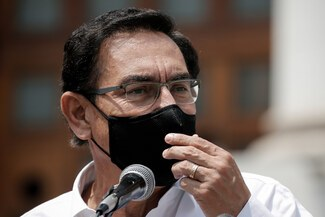 Martín Vizcarra fue inhabilitado por 10 años y no podría asumir como congresista