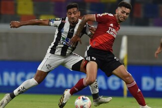 River Plate fue más que Central Córdoba y lo goleó 5-0 por la Copa de la LP
