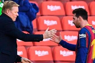 Con Lionel Messi: Ronald Koeman cambia de última hora su esquema para Barcelona vs Athletic Bilbao