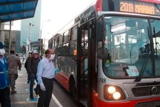Lima y Callo: Conoce el cambio de horario del Transporte Público desde el lunes 19