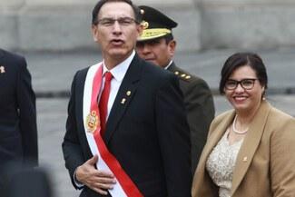 Martín Vizcarra confirma que él y su esposa dieron positivo a la COVID-19