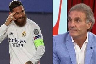 """Ruggeri asegura que Argentina con Sergio Ramos ganaría el Mundial: """"Es el mejor de todos"""""""