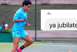 """""""Ya jubílate"""": El ofensivo comentario que indignó a Marisella Joya"""