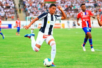Kluiverth Aguilar envió mensaje de aliento tras la caída de Alianza Lima ante Sporting Cristal - FOTO